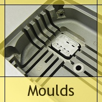 Moulds for plastics