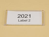 Etikettenfenster