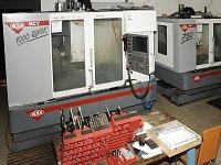CNC Frézovací centra