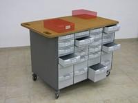 Montážní vozík 3 (oboustranný) – VariBOX